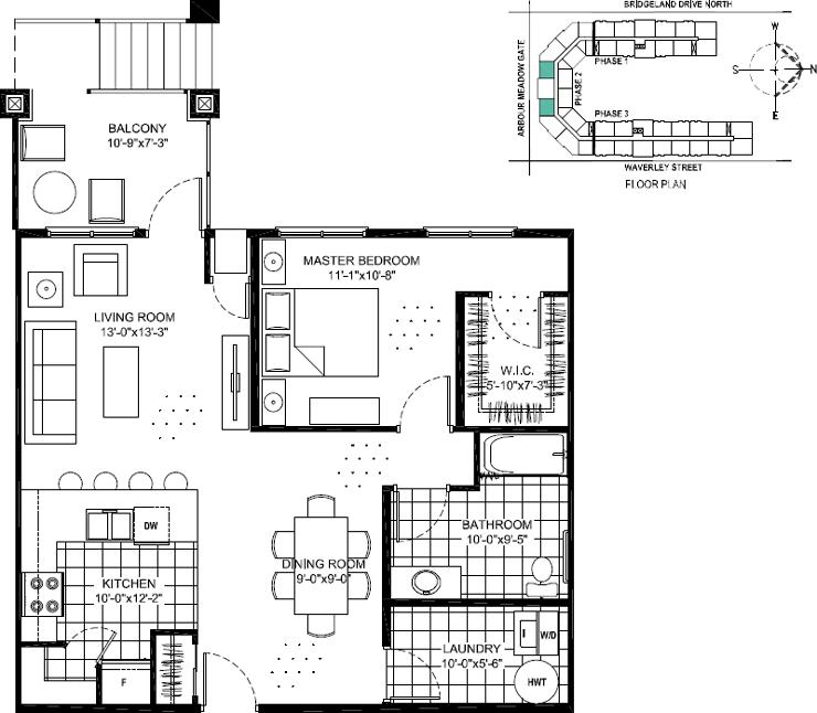Floor Plans Bridgwater Forest